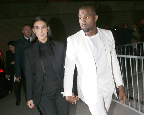 Kim Kardashian, Kanye West Snub $3 Million North West Magazine Deal, Think They're Worth More! 0705