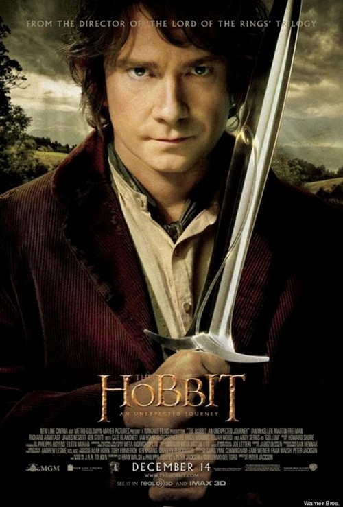The Hobbit: An Unexpected Journey: New Trailer Shows Smaug Destroying Dale!