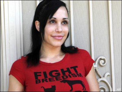 Octomom Nadya Suleman Is A Bad Neighbor