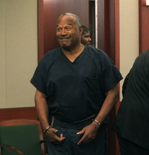 O.J. Simpson Getting Fatter And Fatter In Prison - Caught Stealing Cookies!
