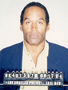 O.J. Simpson: Trying To Get Sexy On Fat Man Prison Diet
