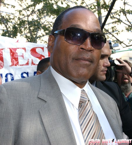 O.J. Simpson To Sell Murder Weapon He Used To Kill Nicole Brown and Ron Goldman