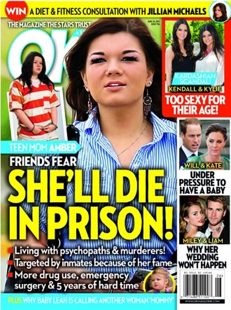 Amber Portwood Will Die In Prison