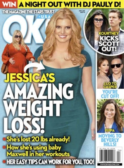 Jessica Simpson's Amazing 20 lbs Weight Loss (Photo) 0529