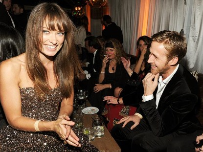 Cute Couple Alert!! Olivia Wilde & Ryan Gosling