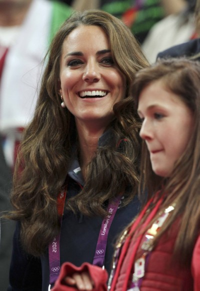 Did Kate Middleton Have The Golden Touch? Which Royal Was Your Olympic Favorite? (Poll) 0812