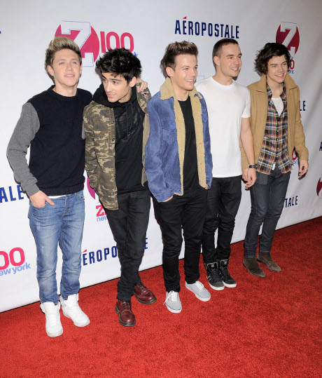 One Direction's Harry Styles, Zayn Malik, Niall Horan, Liam Payne, Louis Tomlinson: Who Is The Best Lover?