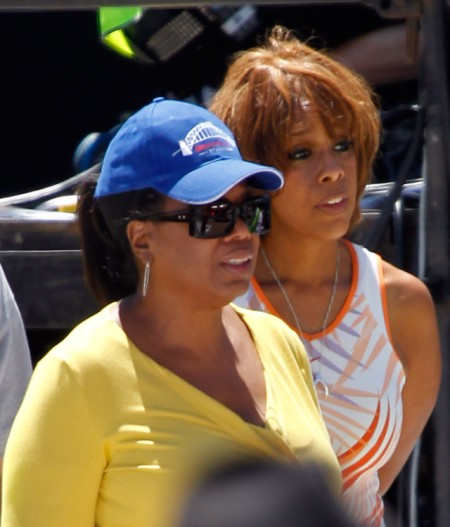 Gayle King Says She Would Marry Oprah Winfrey 0525