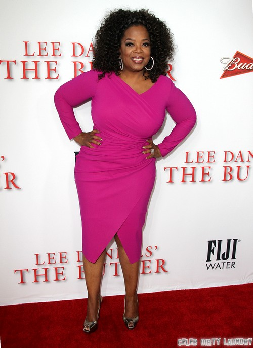 Oprah Winfrey Uses Racist Allegations To Promote New Movie 'The Butler' - Sneaky Trick or Plain BS?