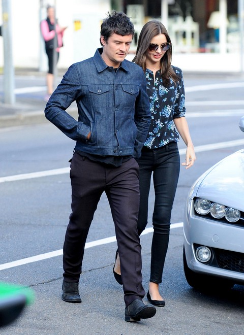 Orlando Bloom and Miranda Kerr Separated - Couple Breaks Up After Only 2 Years of Marriage