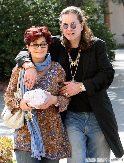 Sharon Osbourne Shocked By Ozzy Osbourne's Pill Addiction, Thinks He Is A Hopless Junkie