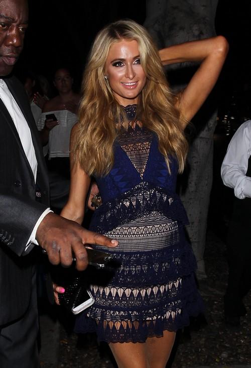 Paris Hilton Apologizes For Kim Kardashian's Nasty Treatment of Tara Reid