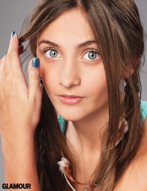 Paris Jackson to Glamour: I Want To Move Out of My Dad's Shadow