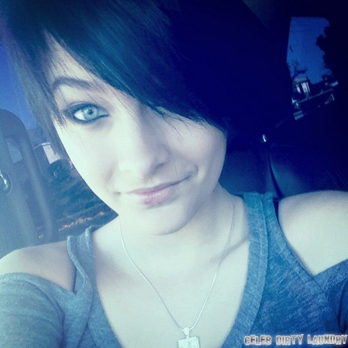 Paris Jackson OBSESSED With Drug Crazed Rock Stars!