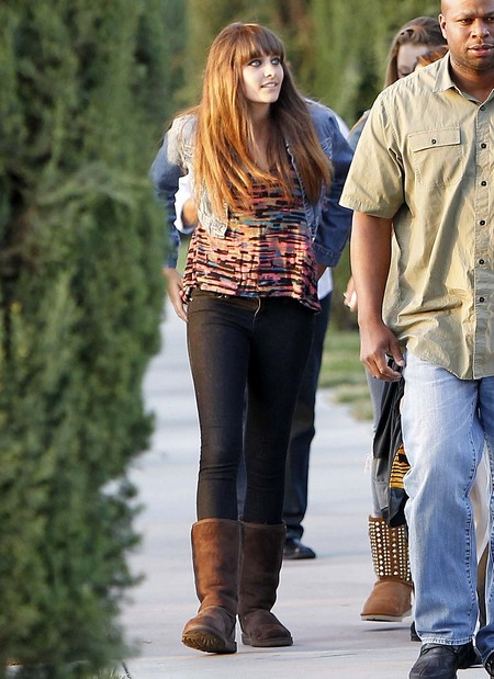 The Bizarre Jackson Family Still Heated With Paris Jackson Front and Center