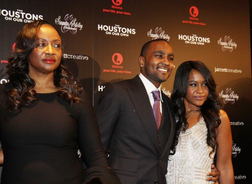 Pat Houston Gets Restraining Order Against Whitney's Son-in-Law and Bobbi Kristina's Husband and Brother, Nick Gordon, after Gun Threats