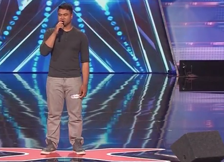 Paul Ieti Performance America's Got Talent Season 9 Episode 4: Stuns The Judges With Captivating Voice! (VIDEO)