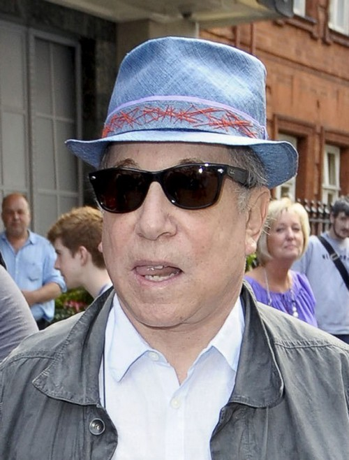 Paul Simon Arrested After Domestic Incident With Wife Edie Brickell - Police Arrest Both!