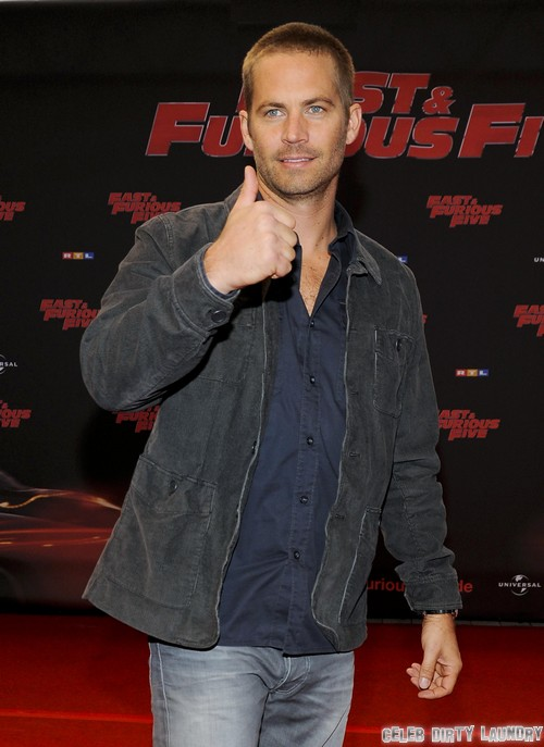Fifty Shades Of Grey Movie Cast's Paul Walker as Christian Grey - Wants Chemistry With Anastasia Steele