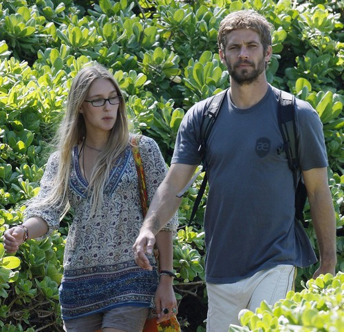 Paul Walker's Girlfriend Jasmine Pilchard-Gosnell Reacts To His Tragic Death - Couple Ready To Become Engaged