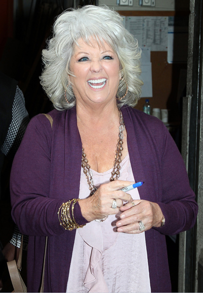 Even With Diabetes, Paula Deen Won't Give Up Eating Butter