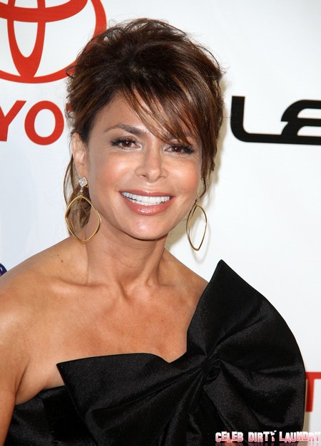 Dancing With The Stars Paula Abdul and Carrie Ann Inaba In Jealous Catfight