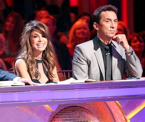 DWTS Bruno Tonioli And Paula Abdul Dinner Date – Paula Messed Up!