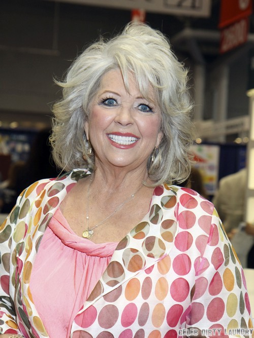 Paula Deen Is A Racist Alcoholic Who Uses The N-Word and Slaves On