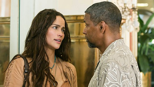 Paula Patton Cheated With Denzel Washinton Before Robin Thicke Separation - Report