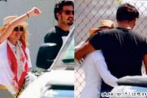 Meet Paulina Rubio's Boyfriend, Gerardo Bazua, 28-year-old Toy Boy Calms Violent Cougar