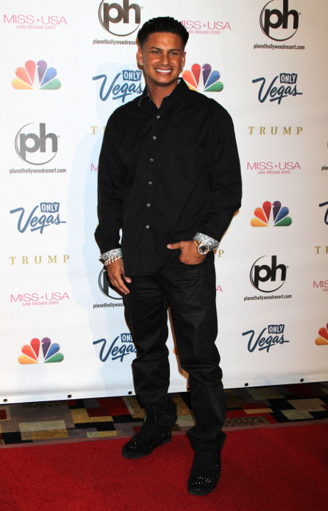 Pauly D's Secret Baby Mama Revealed: Amanda Markert Lashes Out  'Stop Exploiting My Daughter!'