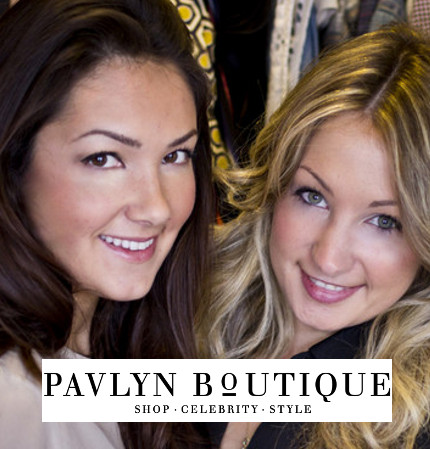 Pavlyn Boutique: Only The Best In Hot Celebrity Fashion And Swanky Hollywood Style -- Shop There Now!