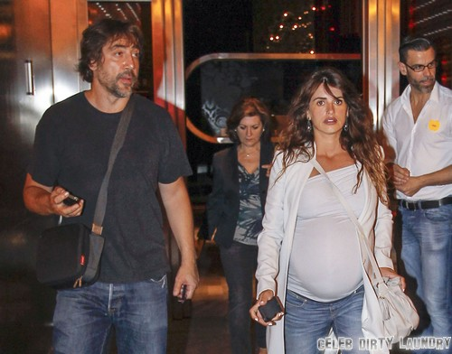 Penelope Cruz Gives Birth To Baby Girl, Shares Birthday With Royal Baby! (PHOTOS)