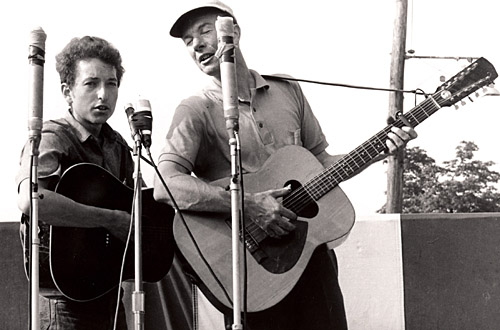 Pete Seeger Dead - America's Folk Music Champion Dies at 94