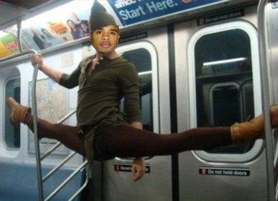 Chris Brown & Raz B's Homphobic Twitter Feud