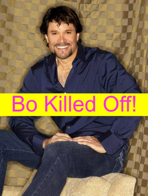 """Days of Our Lives (DOOL) Spoilers: Bo Killed Off - Hope Forced to. """""""