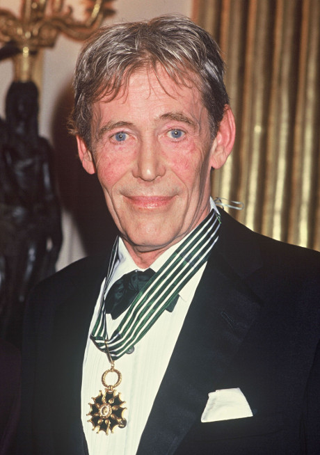 Peter O'Toole And Elizabeth Taylor Hooked Up And Slept Together Behind Richard Burton's Back!