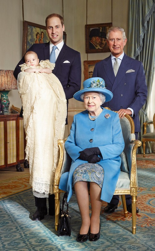Queen Elizabeth Threatens to Remove Camilla Parker-Bowles Royal Titles and Wealth After Prince George Christening Showdown
