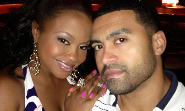 Phaedra Parks Awful Mistreatment By Apollo Nida: Sickening To Watch The Abuse! (VIDEO)