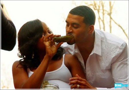Real Housewives of Atlanta Phaedra Parks Thong Photos leaked online!