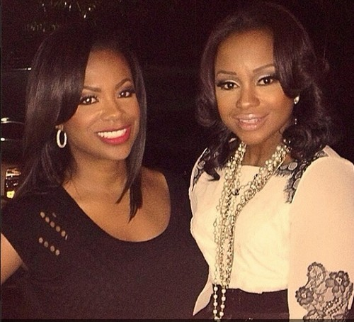 Phaedra Parks Loses Apollo Nida To Kenya Moore - Now Promotes Weight Loss Drug and Looks Awful (PHOTO)