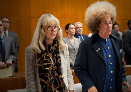"""Phil Spector"" Trailer: Al Pacino Yells Like a Madman in New HBO Film"