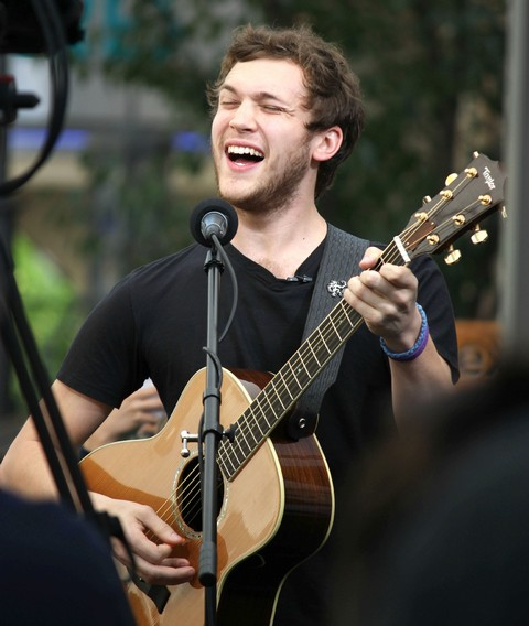 American Idol Winner Phillip Phillips: Where Is He Now?