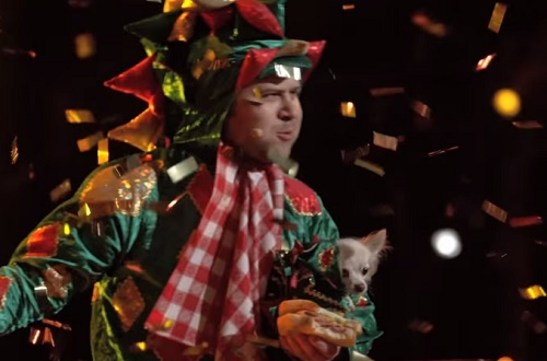 America's Got Talent Contestant Piff The Magic Dragon Dishes On All Things AGT - CDL Exclusive Interview!