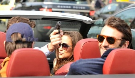 Kate Middleton's Frantic Phone Call After Pippa's Gun Waving Incident