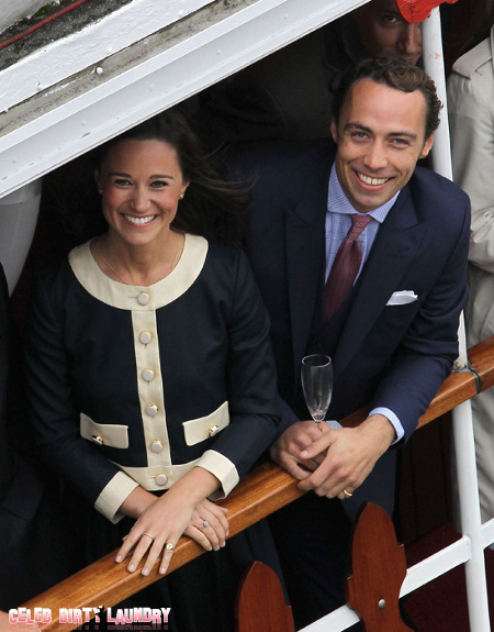 Pippa Middleton Is TERRIFIED She'll Outshine Kate Middleton At Diamond Jubilee
