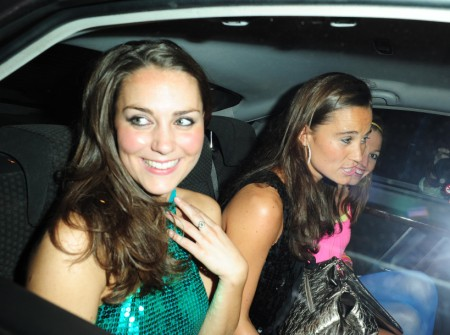 "Kate Middleton Can't Take The Hard ""Knocks"" Like Sister Pippa Middleton 0607"