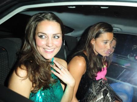 "Kate Middleton Can't Take The Hard ""Knocks"" Like Sister Pippa Middleton 0607"