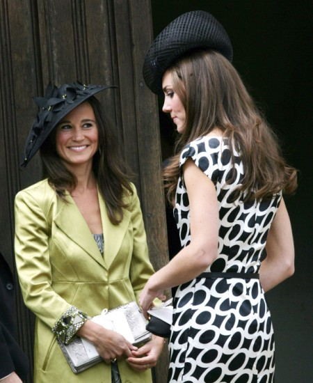 Kate Middleton Forgives Pippa Middleton But You Won't Believe Her Conditions! 0717