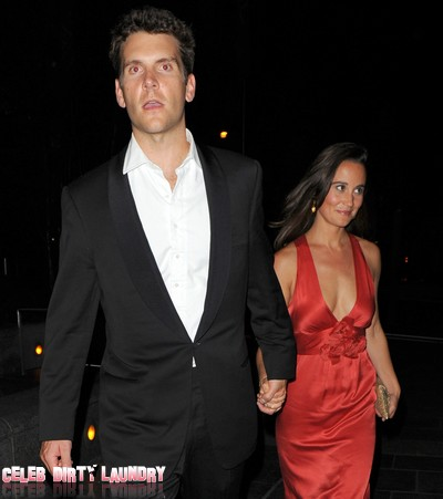 Hard-Partying Pippa Middleton Still Too Low Class For Alex Loudon's Family 0718